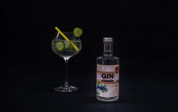 Edelbrände und Gin